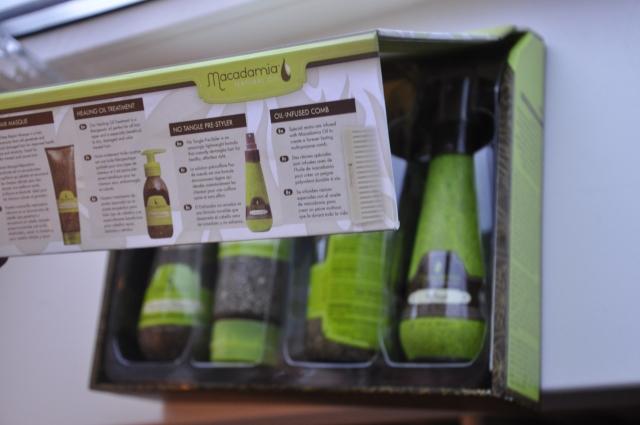 Macadamia Healing Treatment Set