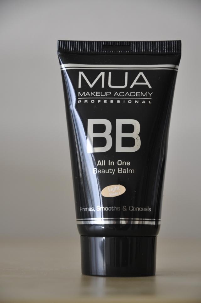 MUA BB cream light