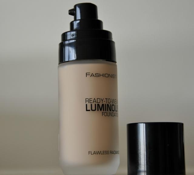 MUA Luminous foundation
