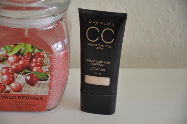Max factor cc cream natural