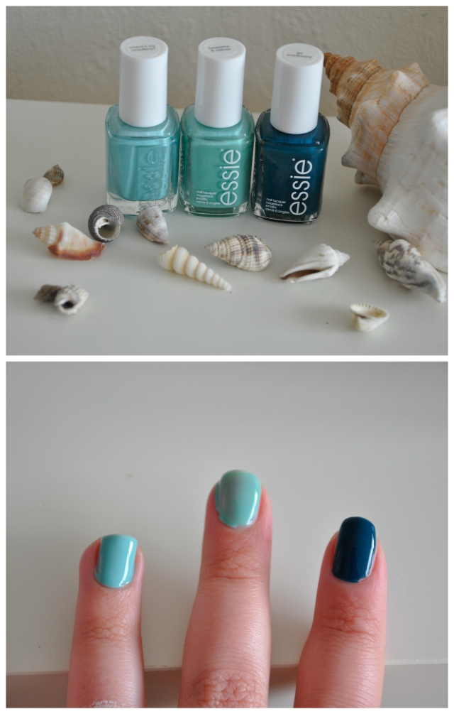 essie wheres my chauffer, caicos overboard