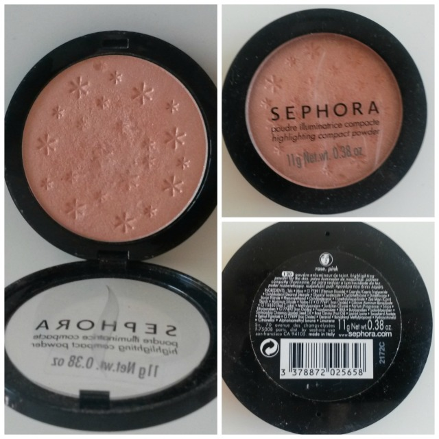 sephora highlighter pink