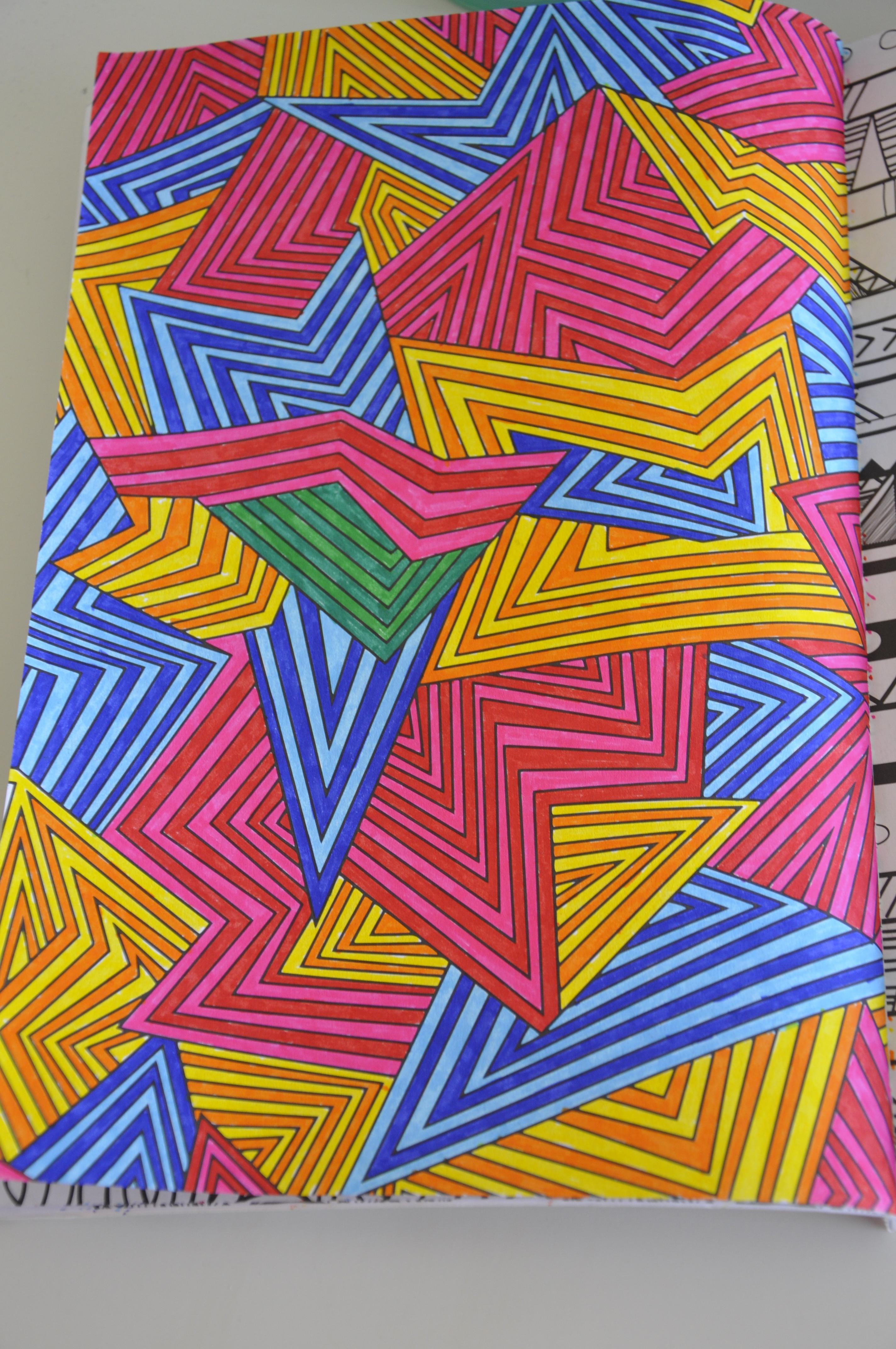 Kleurplaten Volwassenen Ingekleurd.Het Beste Van Kleurplaten Voor Volwassenen De Standaard Klupaats