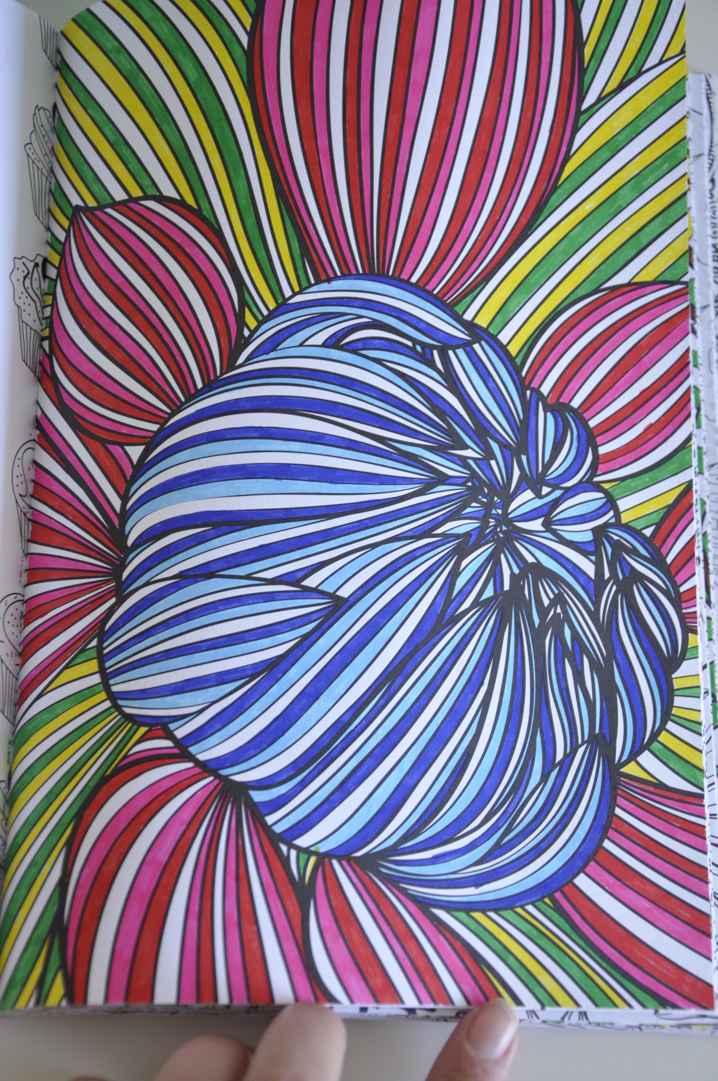 Update het enige echte kleurboek voor volwassenen eigen tekeningen me myself and all i love - Idee voor volwassenen ...