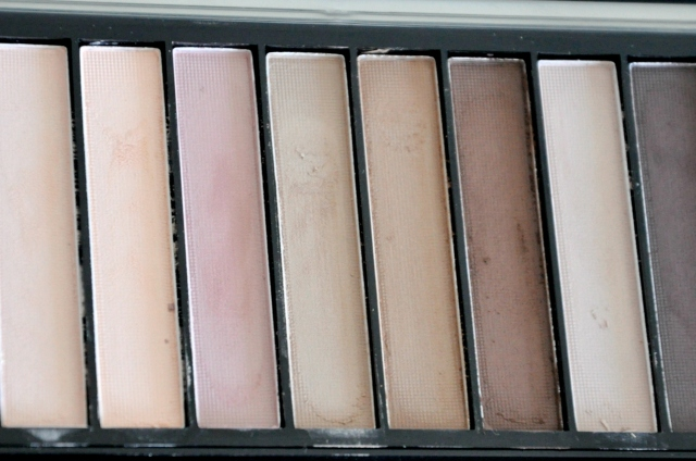 makeup revolution essential mattes 2 3
