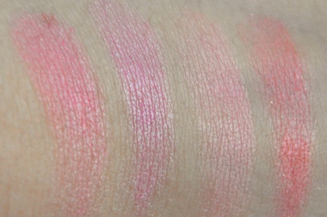 makeup revolution queen of hearts swatch