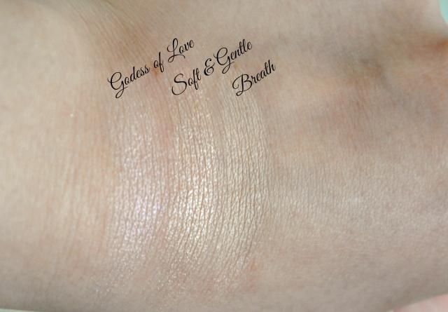 makeup revolution vs Mac swatch