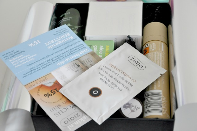 beautybox unboxing 2