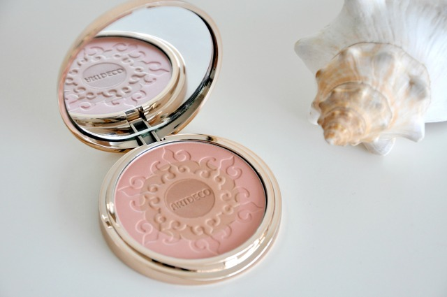 artdeco sunshine blush review