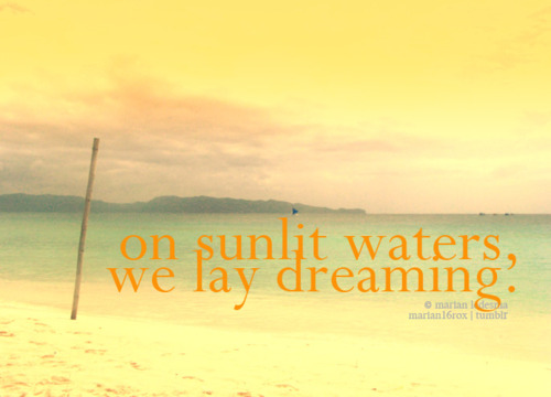 submission-quote-on-sunlight-water