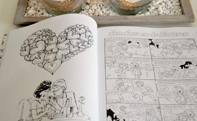 jan jans en de kinderen kleurboek inhoud